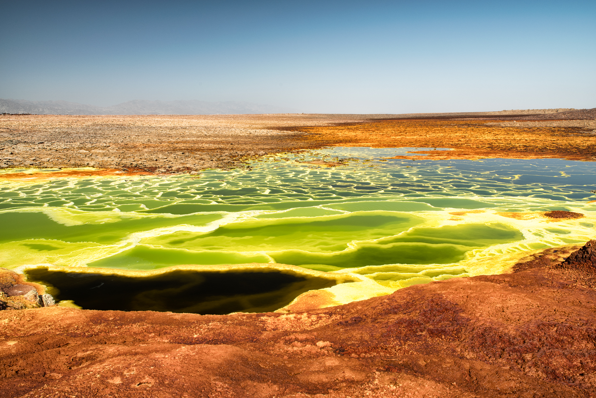 Danakil Depression. Photo Credit: Andrea Moroni. Used under  Creative Commons license
