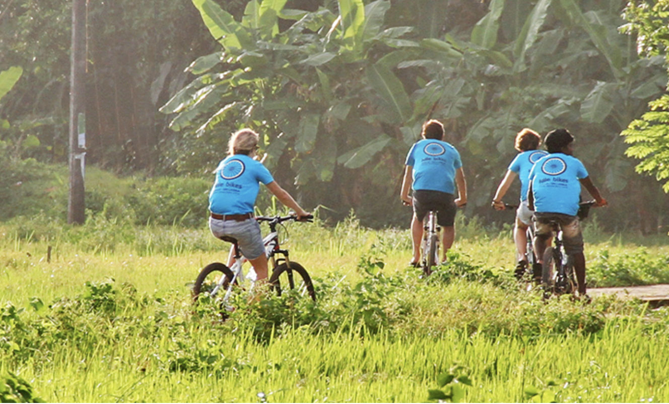 An Idle Bike cycle tour in southern Sri Lanka