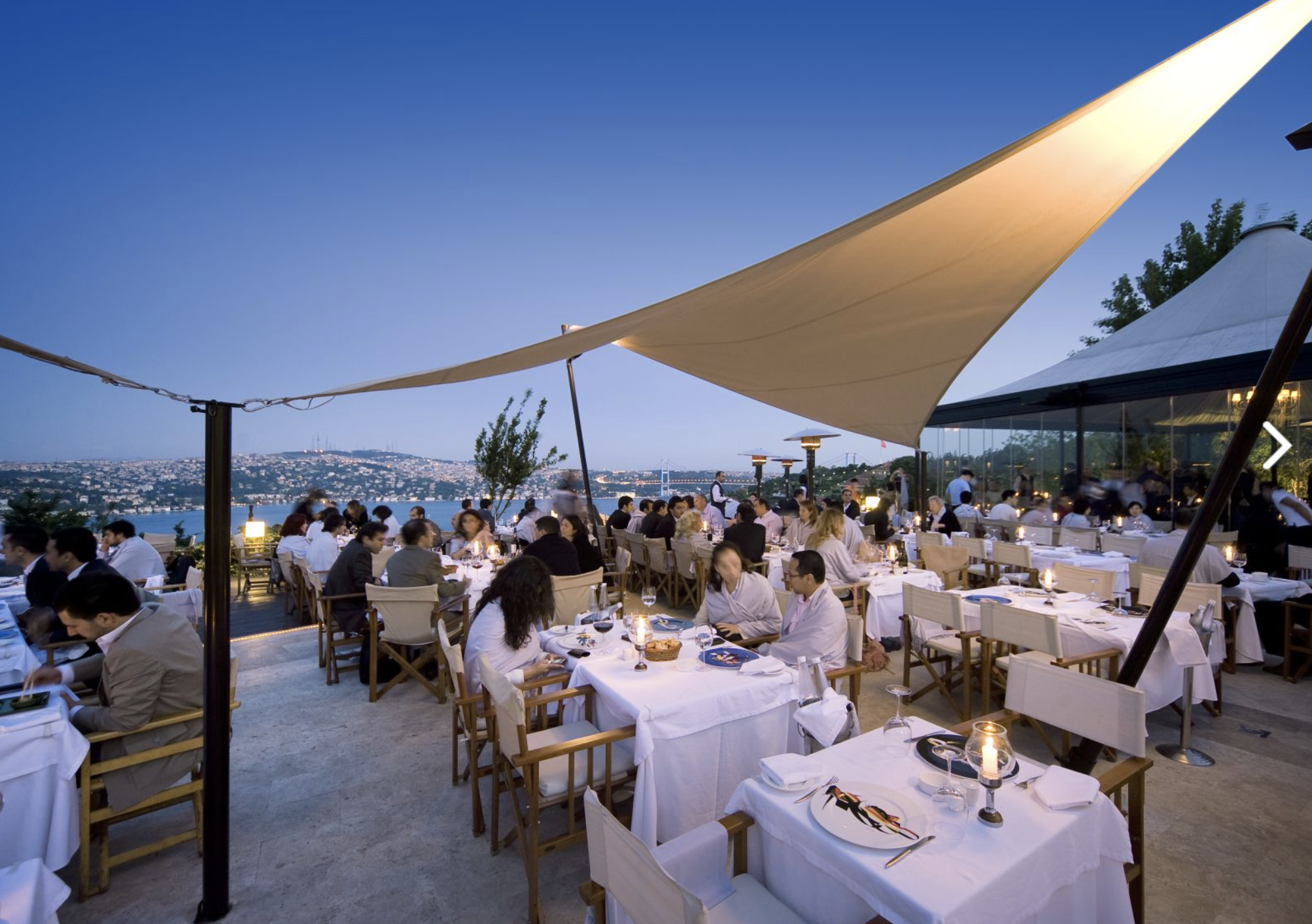 Sunset Bar and Grill, Istanbul