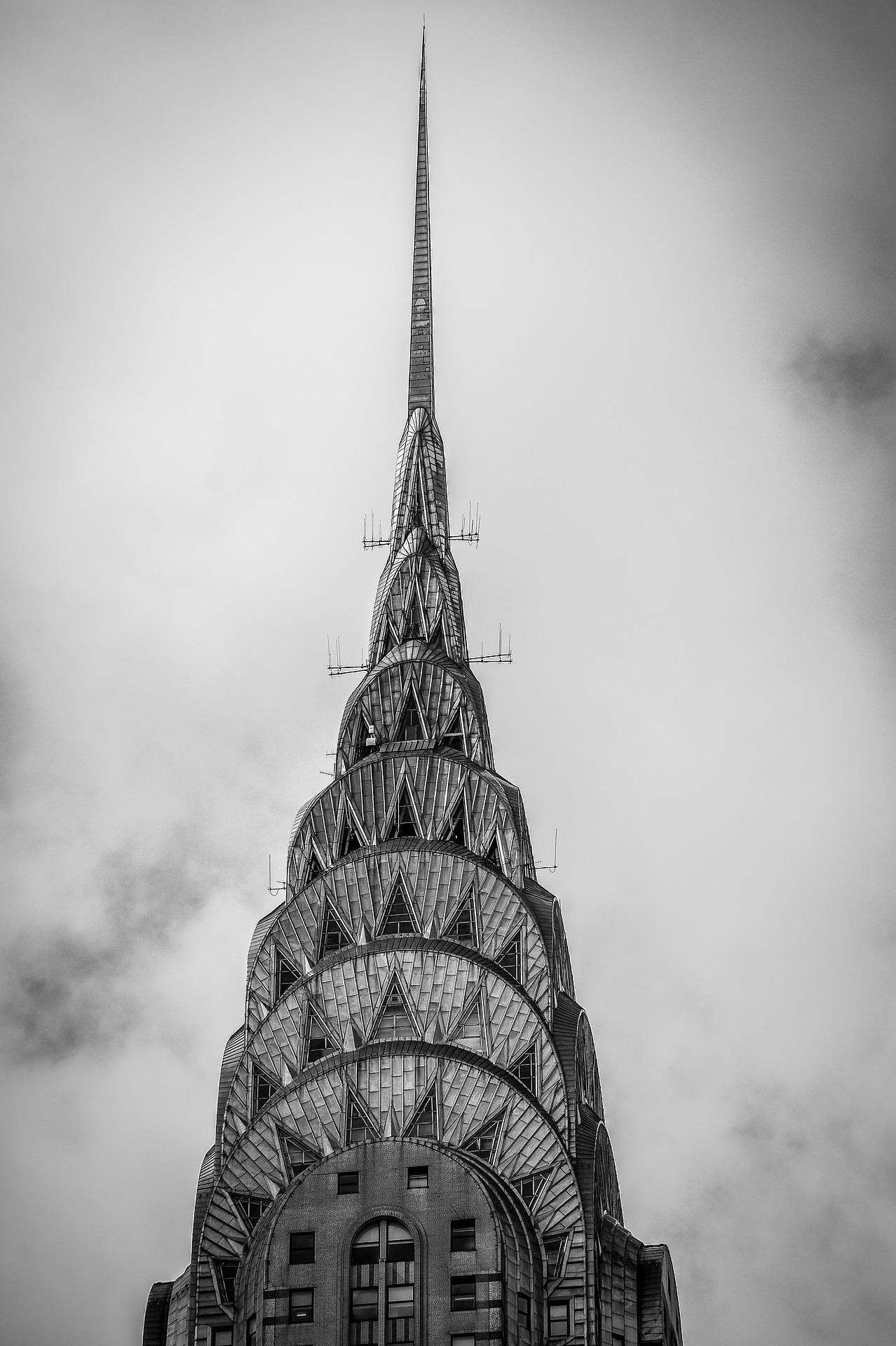 New York's Chrysler Building