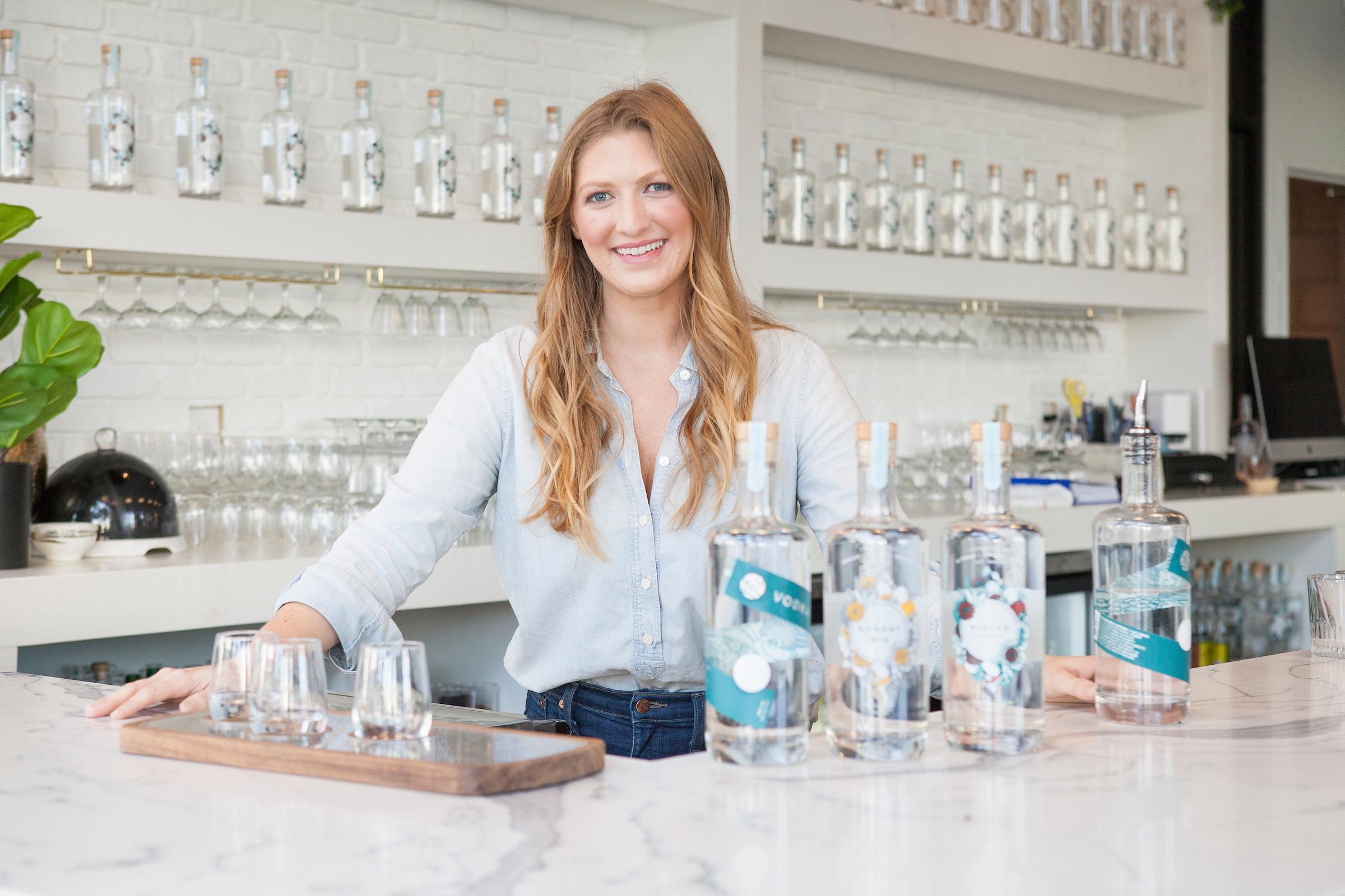 Laura Johnson; Distiller & Founder @ You & Yours Distilling Co.