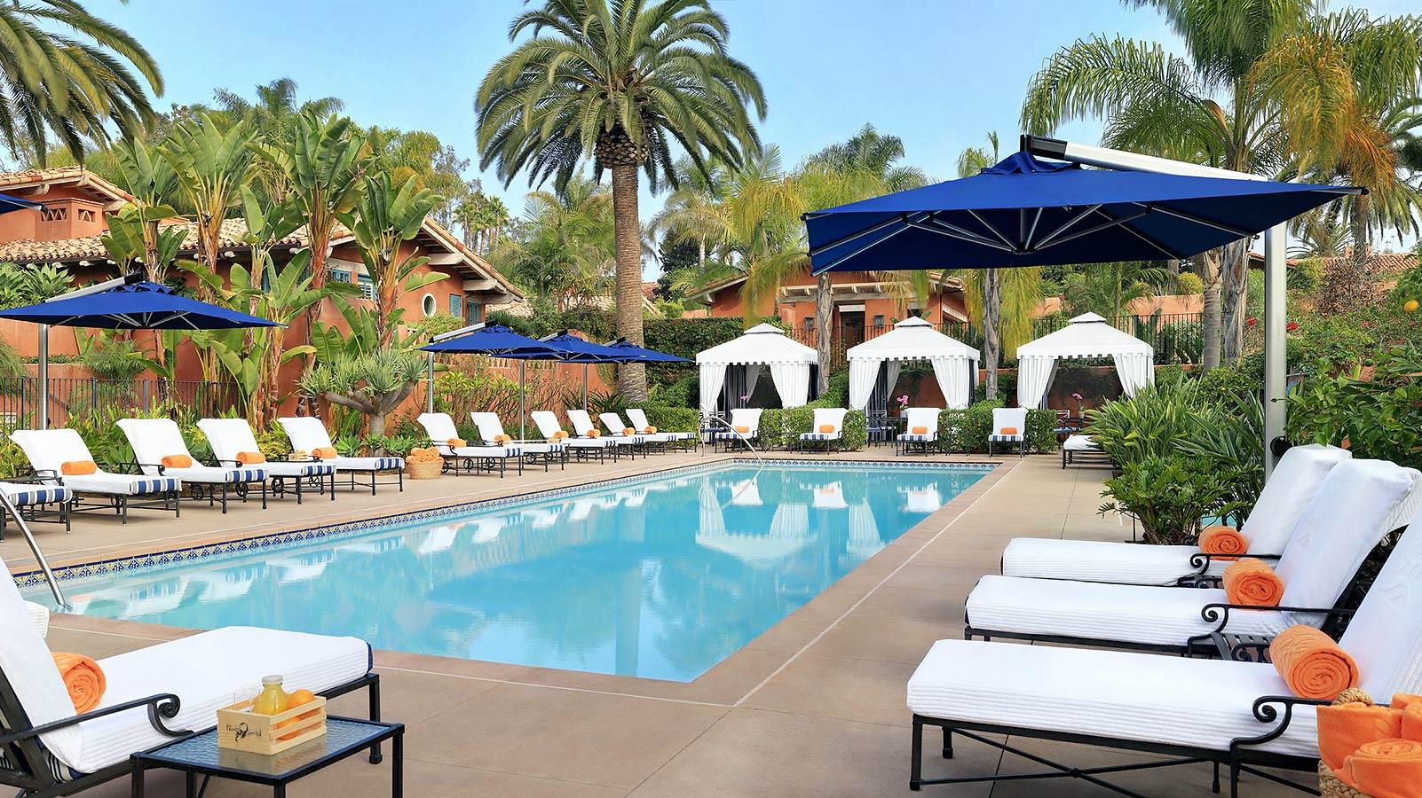 The spa at Rancho Valencia. Photo Credit: Rancho Valencia Resort & Spa