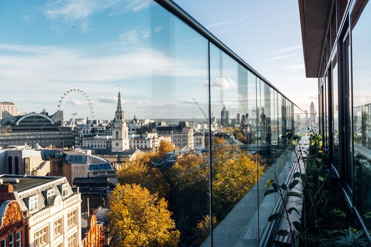 Image credit @ Bourne & Hollingsworth Buildings