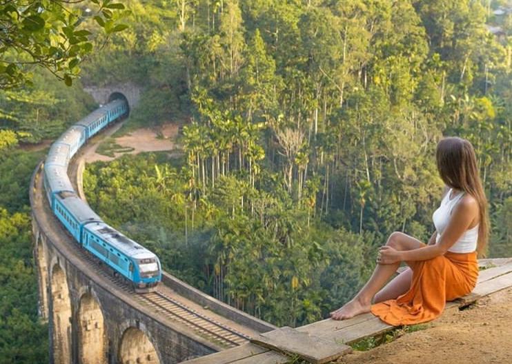 Ella, Sri Lanka. Photo Credit: @destinationdame