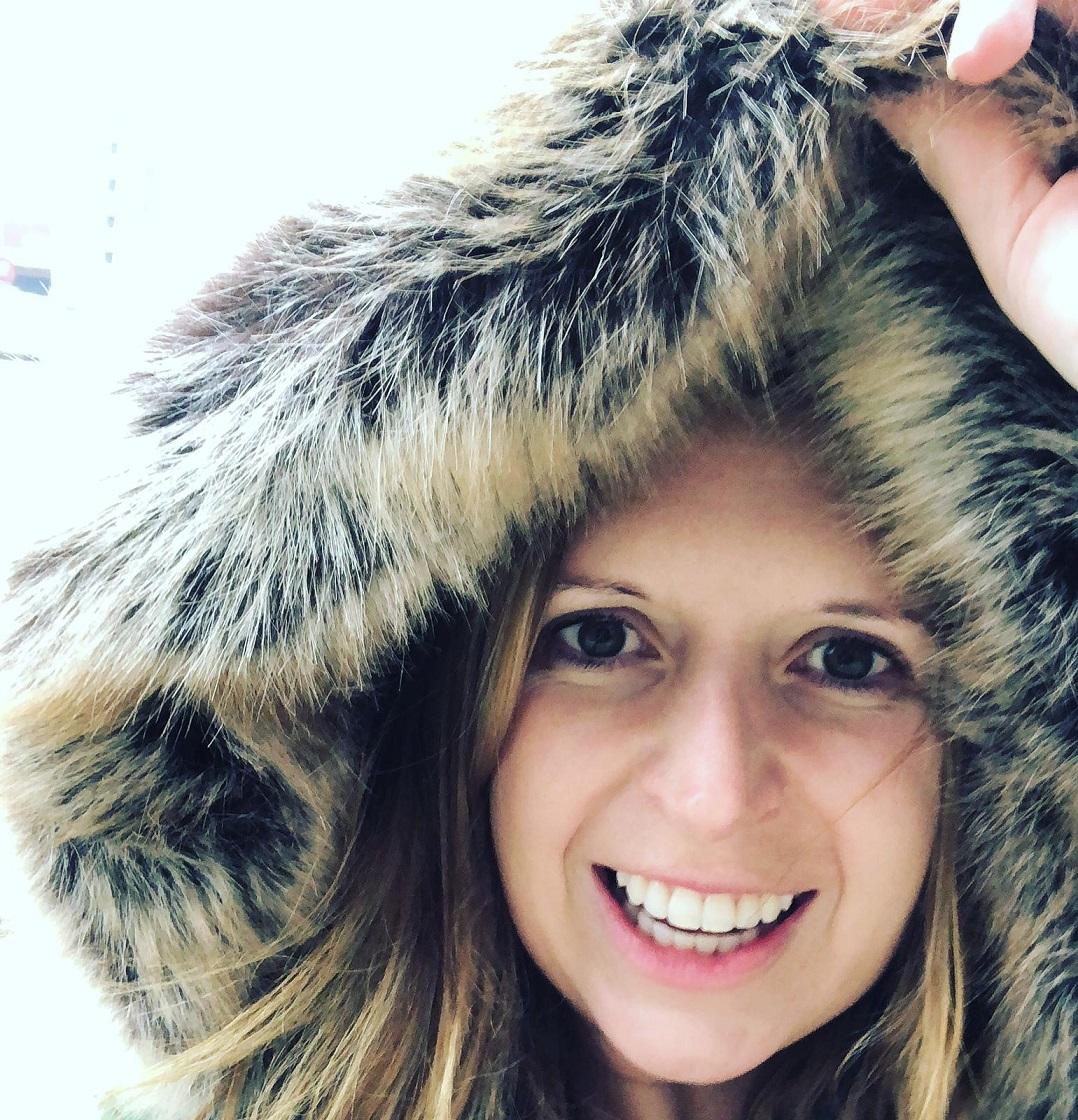 Sarah Jackson in Copenhagen, Denmark