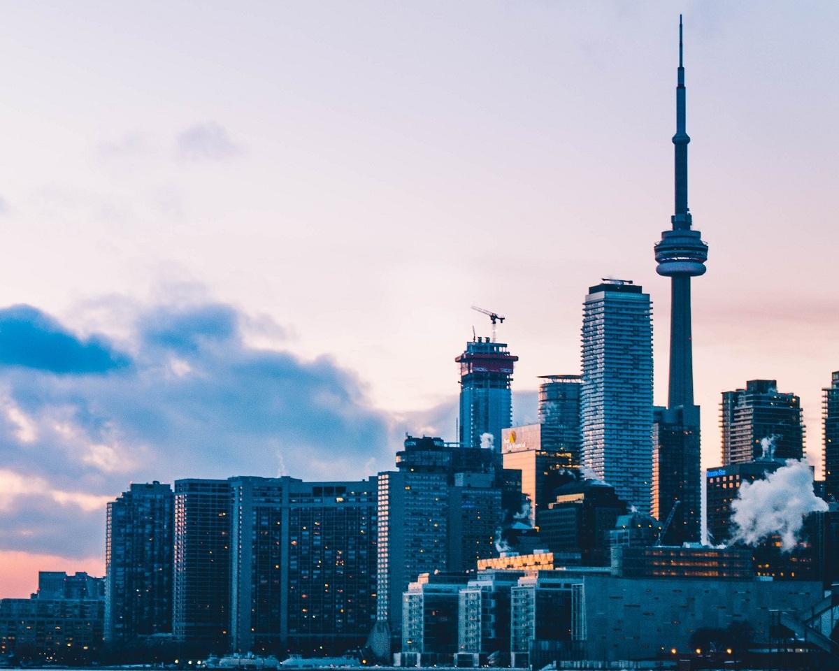 Toronto skyline. Image credit: Dawson Lovell