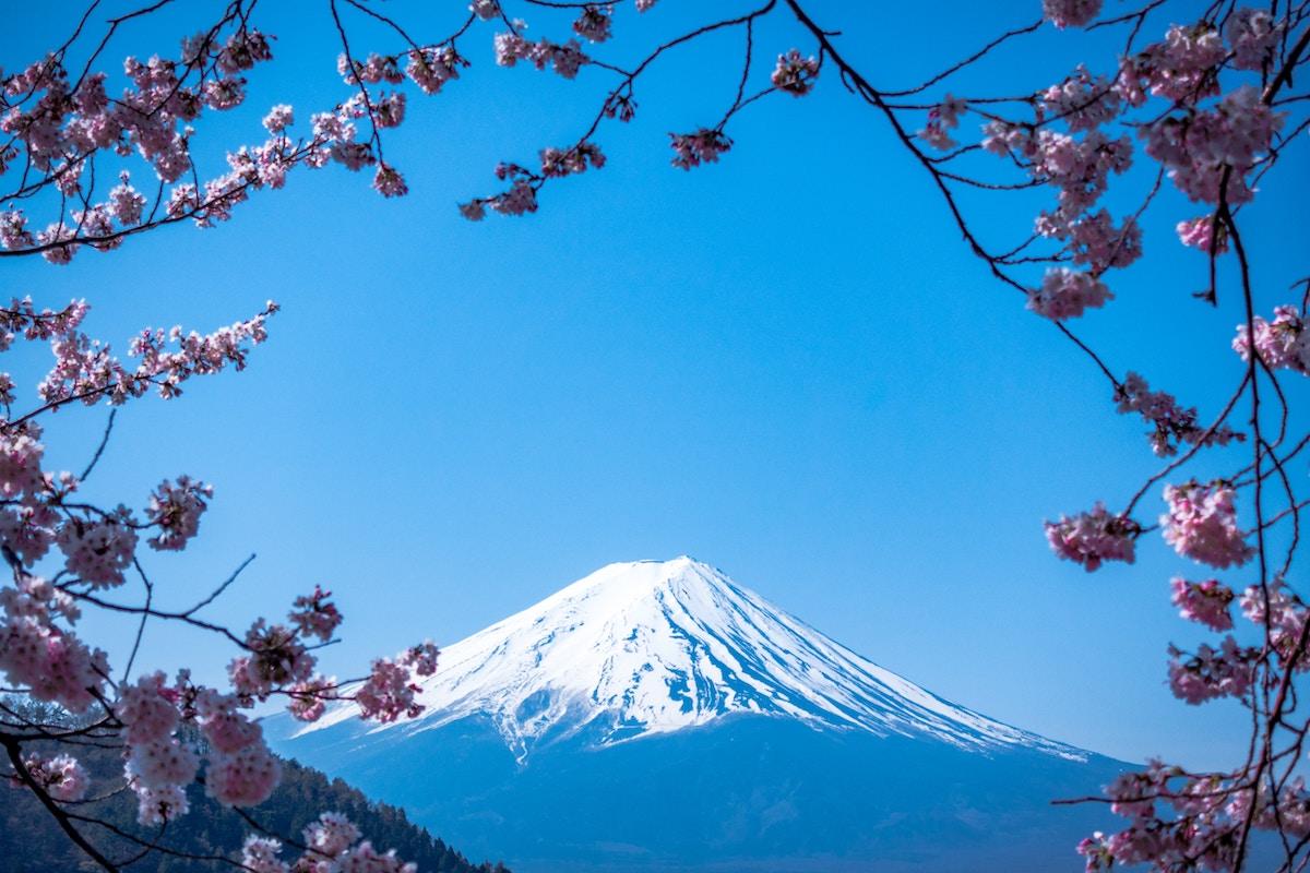 Mount Fuji, Japan. Image credit: Jj Ying