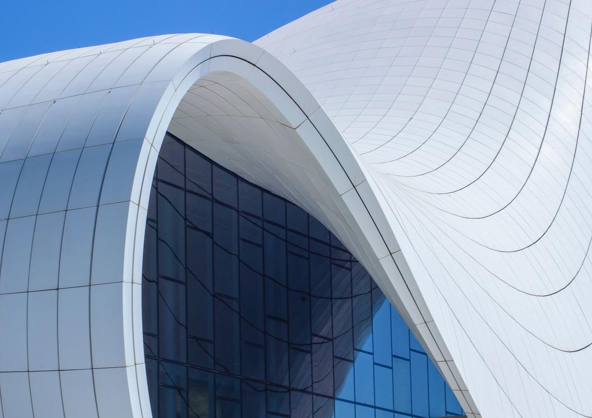 The Heyday Alive Centre, Baku. Image credit: Abdelmale Bensetti
