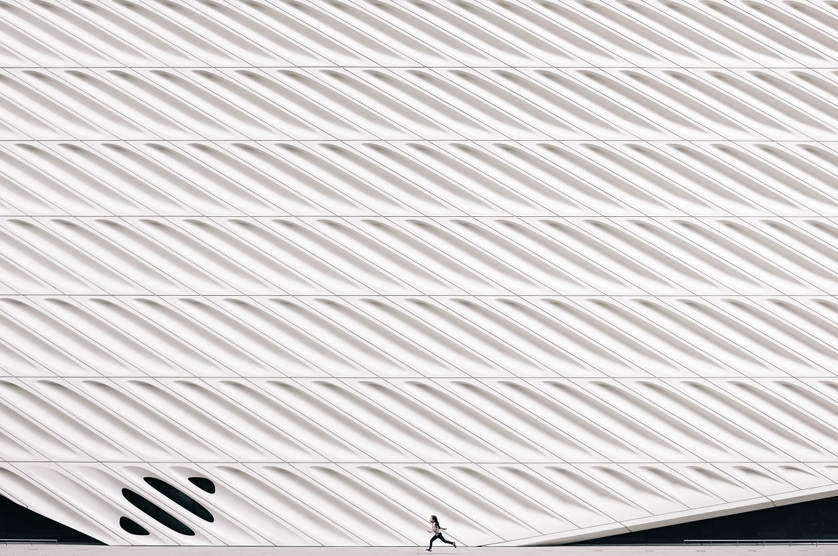 The Broad, Los Angeles. Image credit: Verne Ho