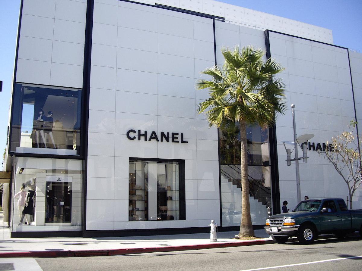 Chanel, Rodeo Drive, LA