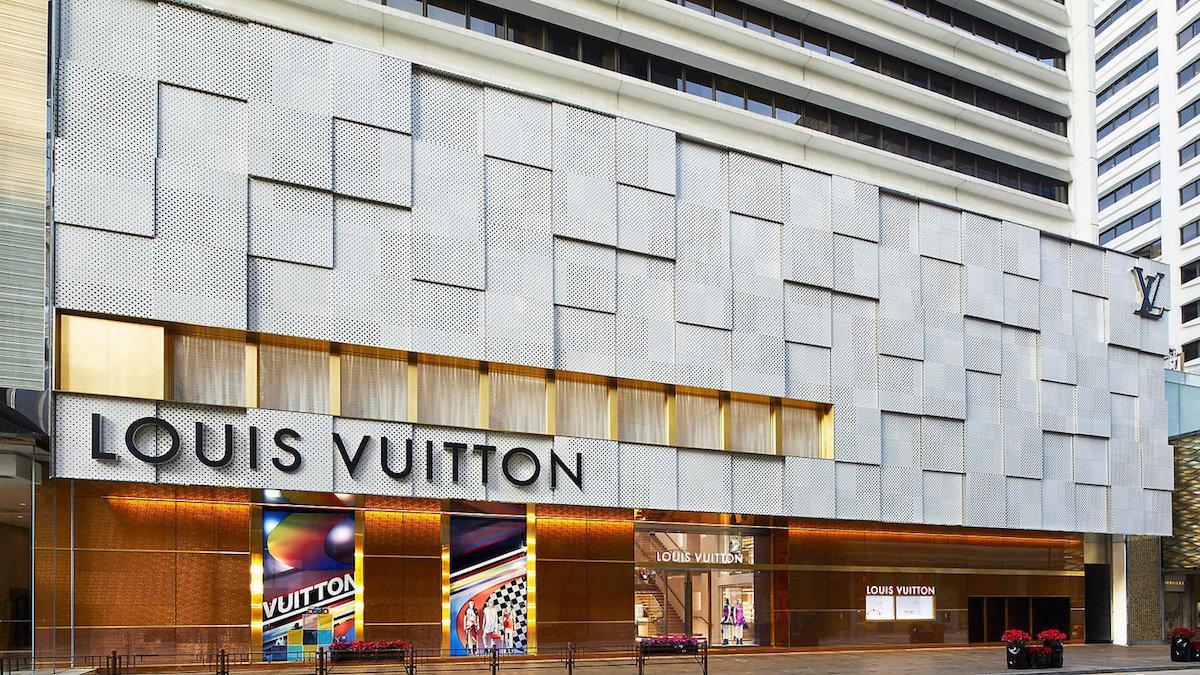 Louis Vuitton, Hong Kong