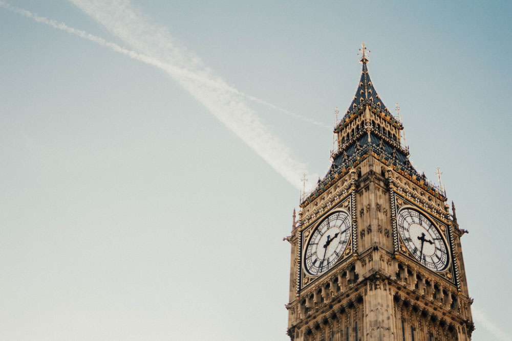 Big Ben, London. Photo Credit: Kate Krivanec