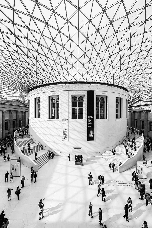 The British Museum, London. Photo Credit: Ryan Stefan