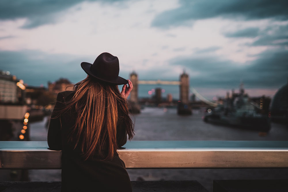 The Thames and Tower Bridge, London. Photo Credit: Luigi Mangi