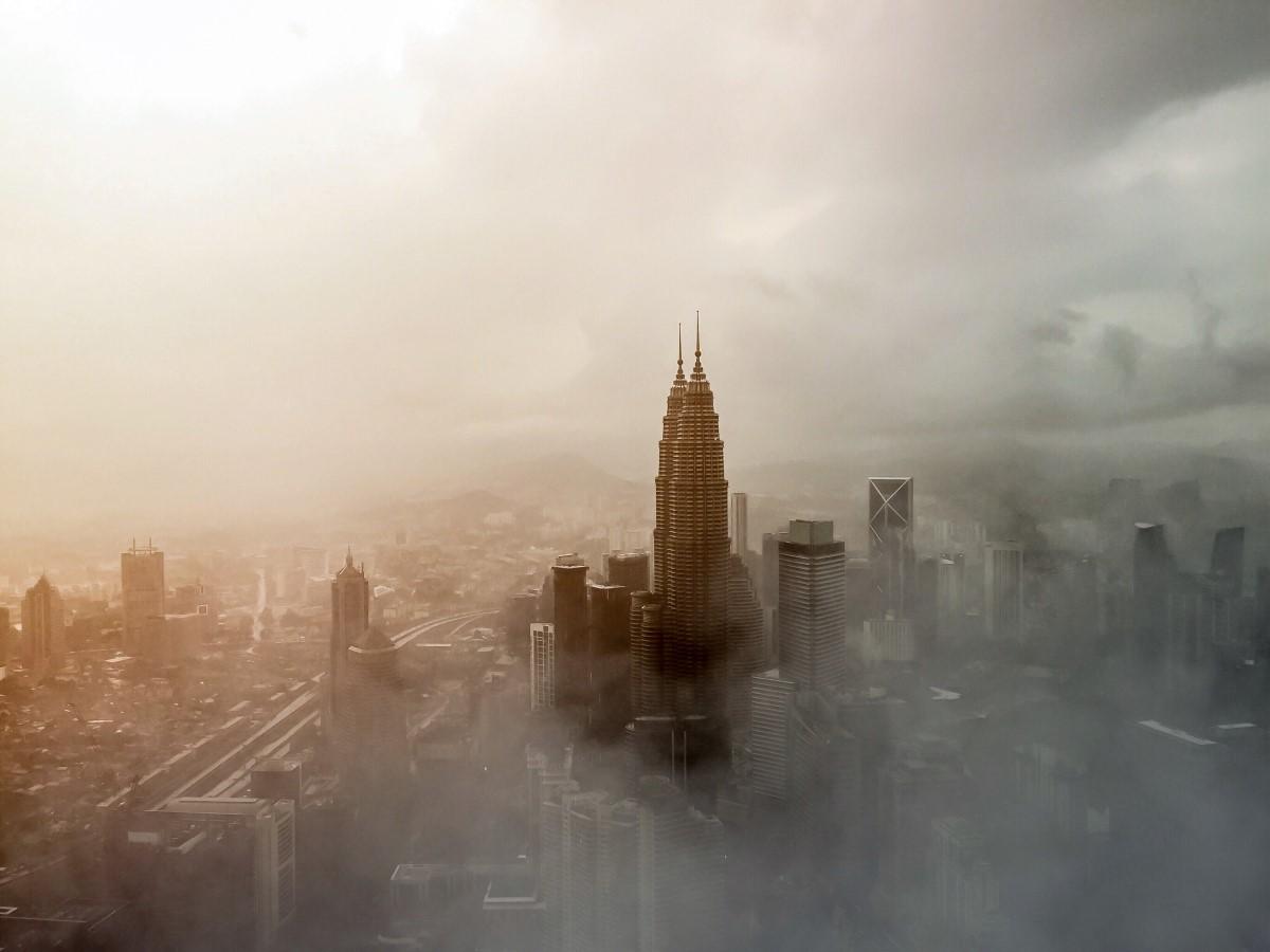 Petronas Twin Towers, Kuala Lumpur, Malaysia. Image credit:   Ishan 'See from the Sky'  .