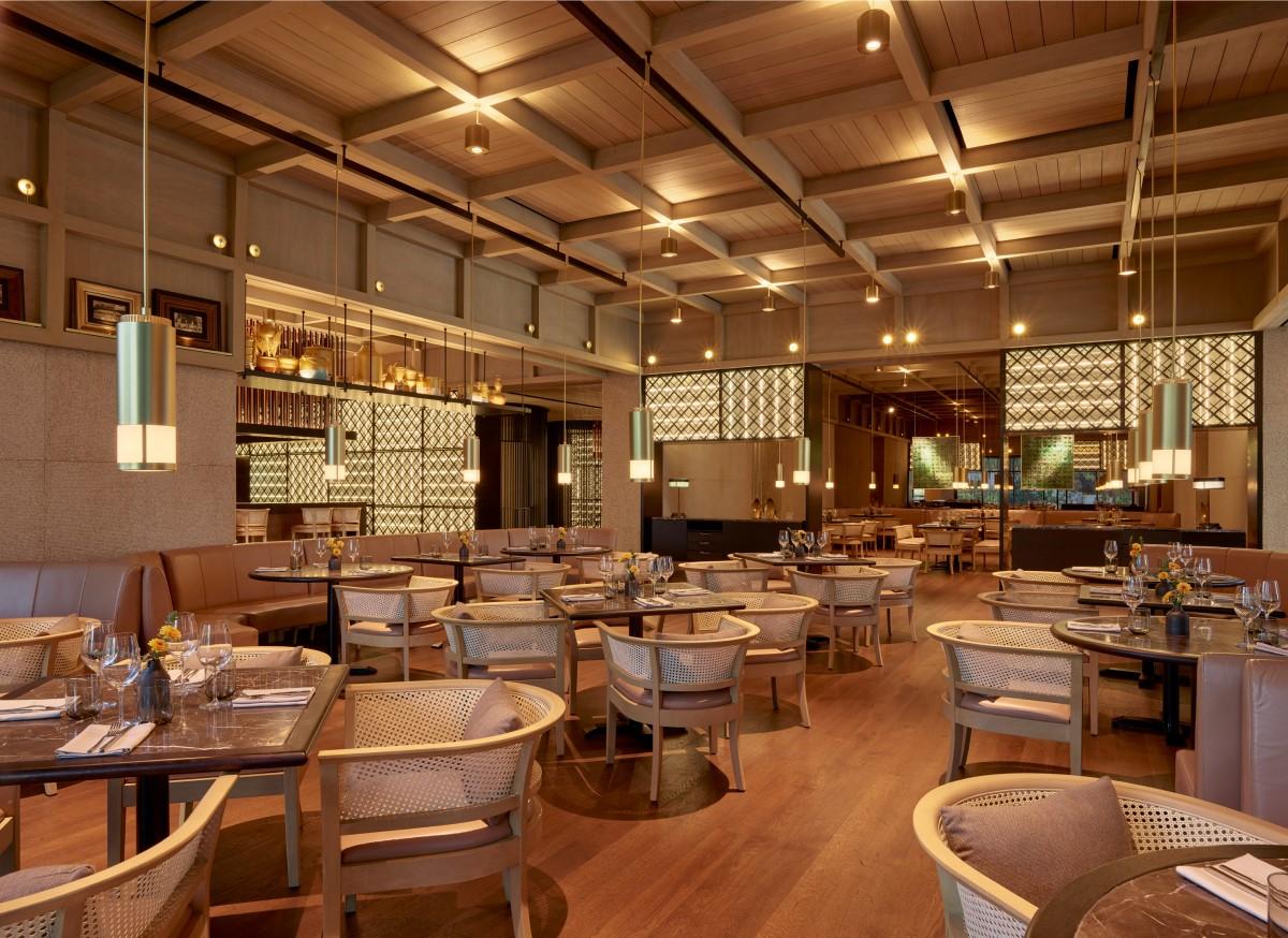 ATAS Modern Malaysian Eatery at The RuMa Hotel