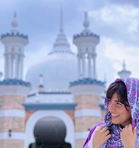 Jamek Mosque. Image credit   @vivianne.la