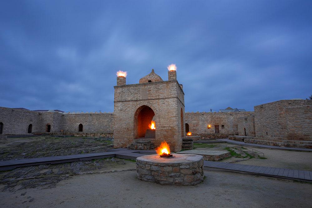 Ateshgah of Baku