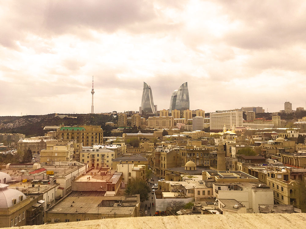 The Flame Towers, Baku