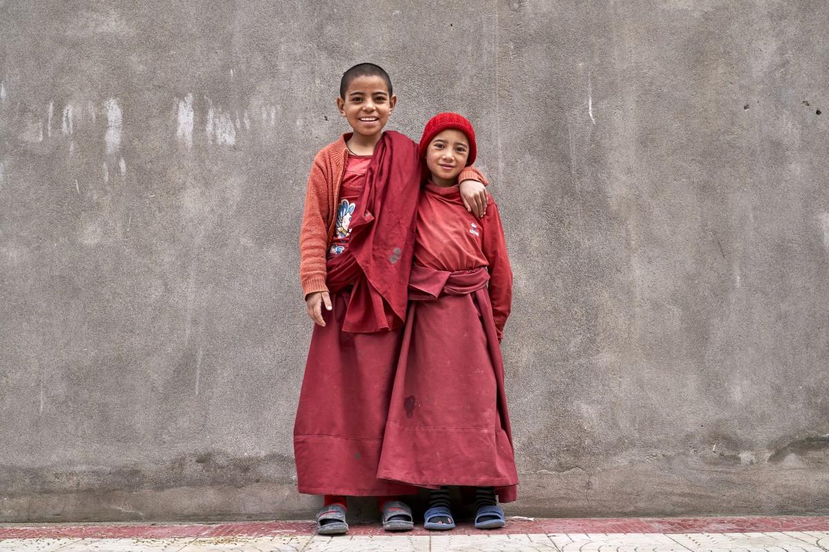 Chulibagh Nunnery, Shakti Ladahk. Image credit: Gentl & Hyers