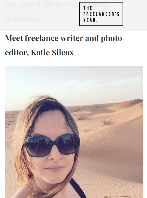 Freelancer's Year - Interview with Contemporary Class Co-Founder & Editor, Katie Silcox, for Freelancer's Year which profiles freelancers, editors and content marketing managers to provide inspiration and strategy to freelance writers and journalists