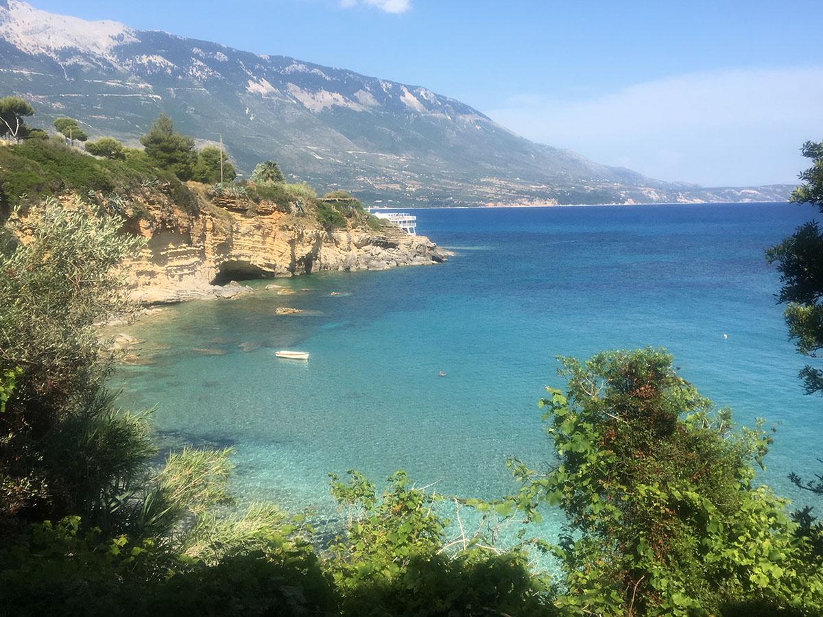 Pessada Beach, Kefalonia, Greece