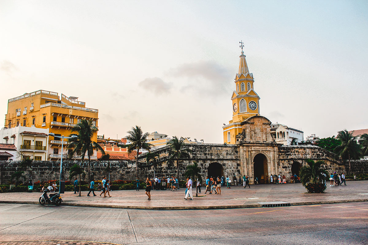 Cartagena, Colombia. Photo: Esteban Venegas
