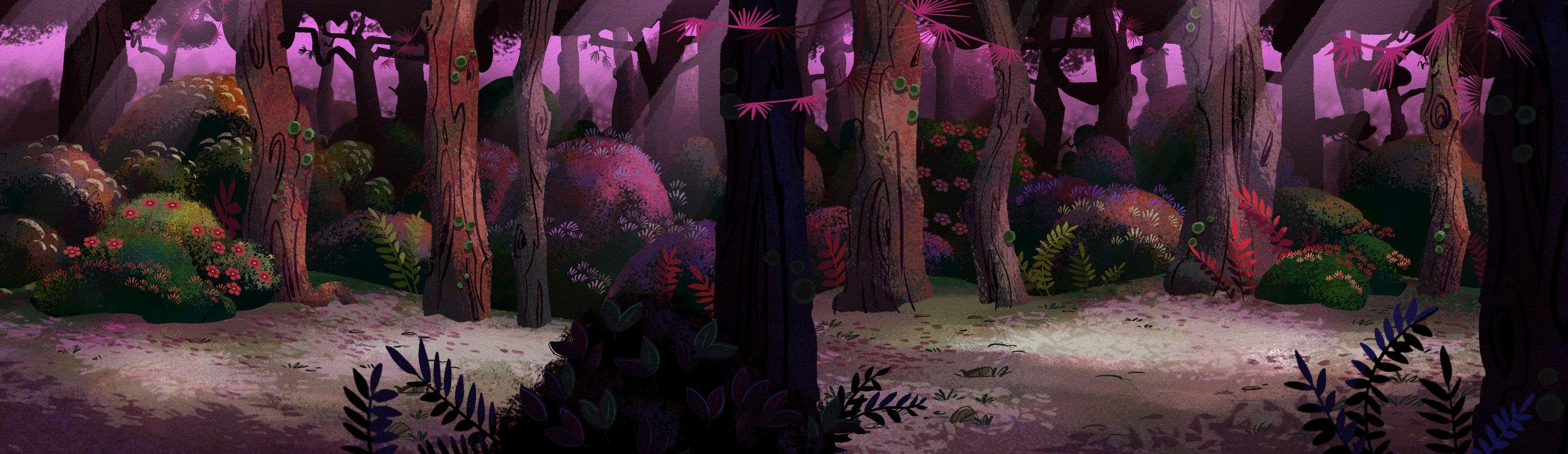 482M_404Sc37_44_49_50_Mickey_And_Minnie_Near_Trees.jpg