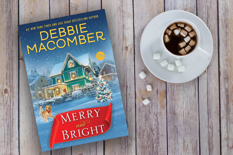 merry & bright book review debbie macomber