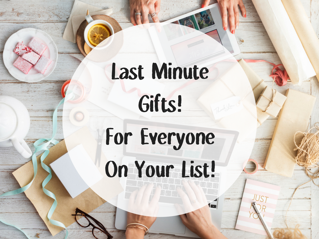 last minute christmas gift guide