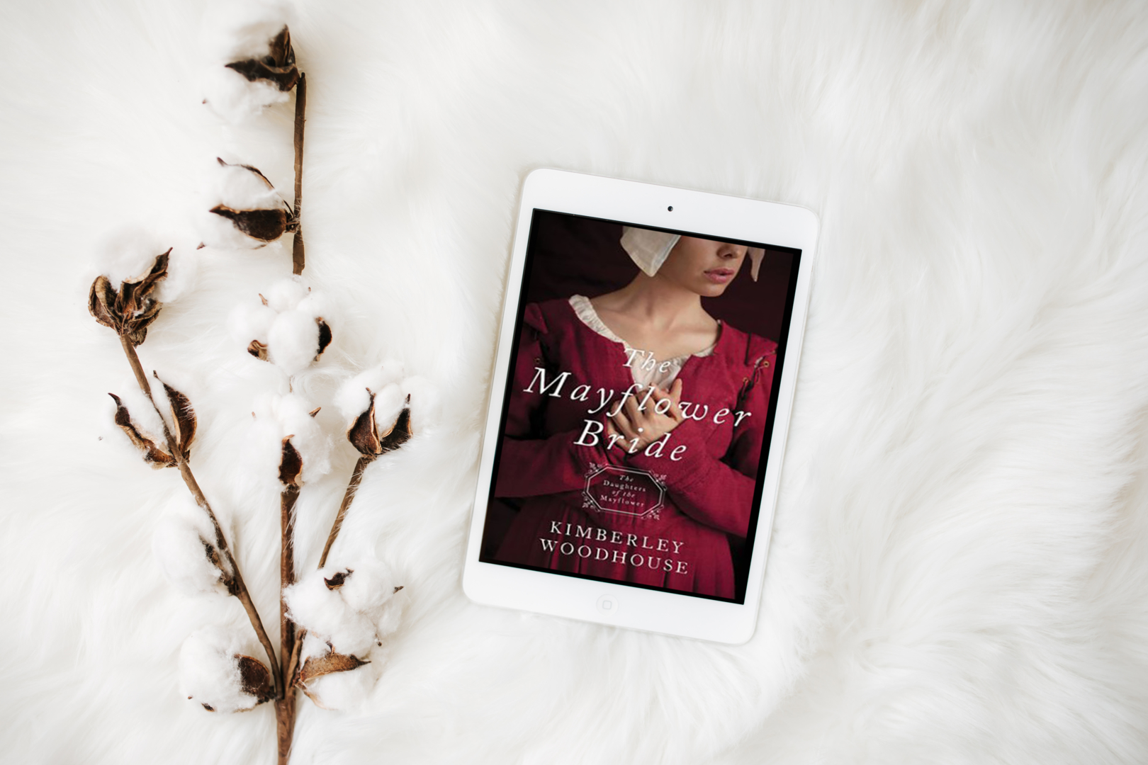 The mayflower bride kimberley woodhouse book review