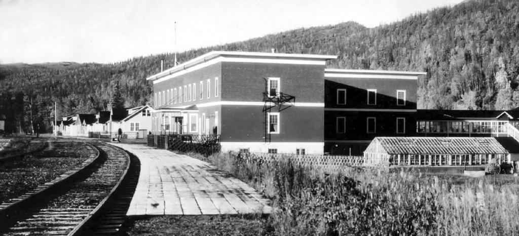 Image curtesy of Alaskarails.org