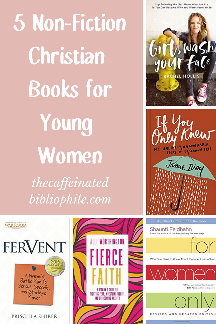 Five non fiction christian books for young women