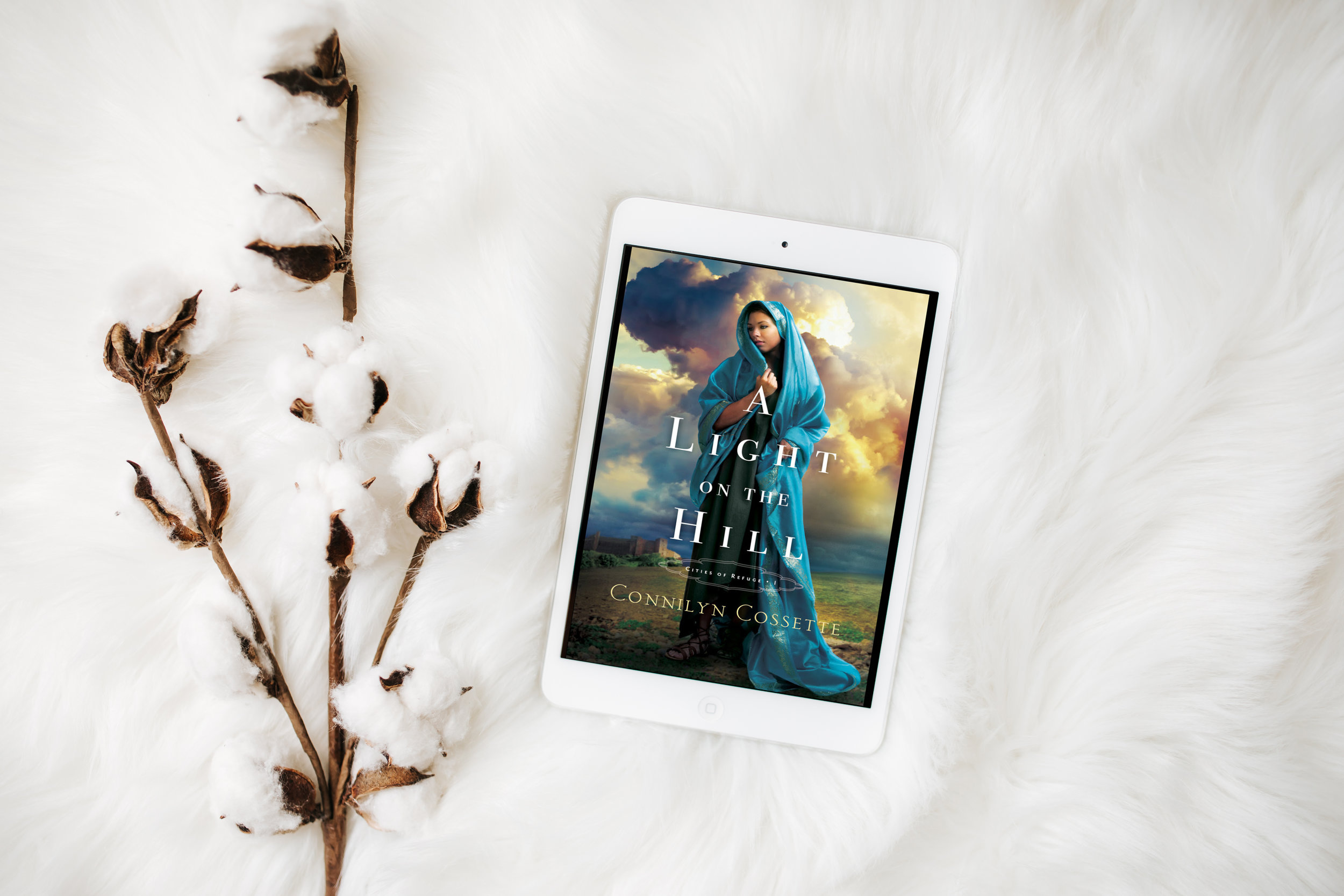 light on the hill connilyn cossette book review