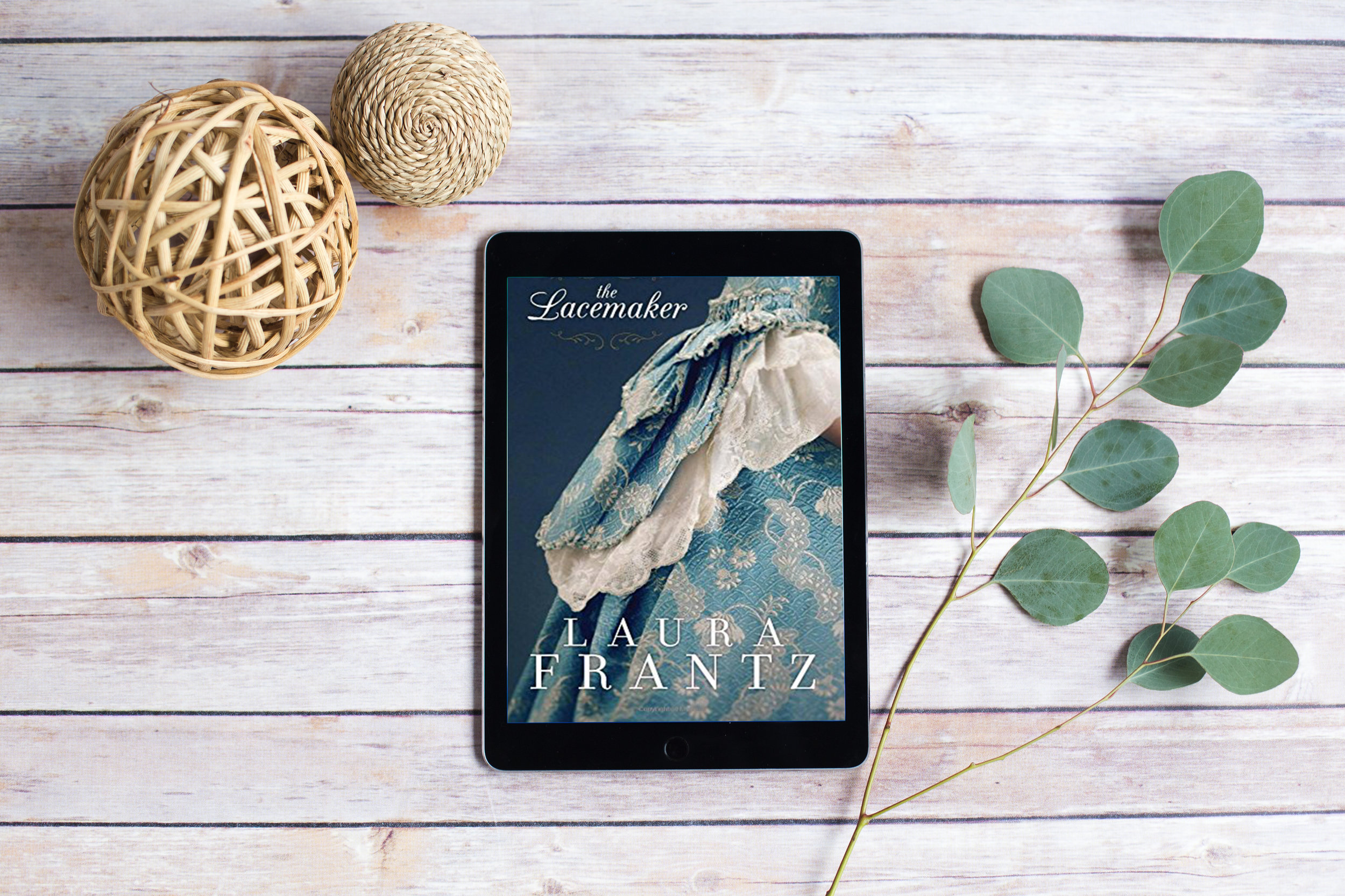 the lacemaker laura frantz book review
