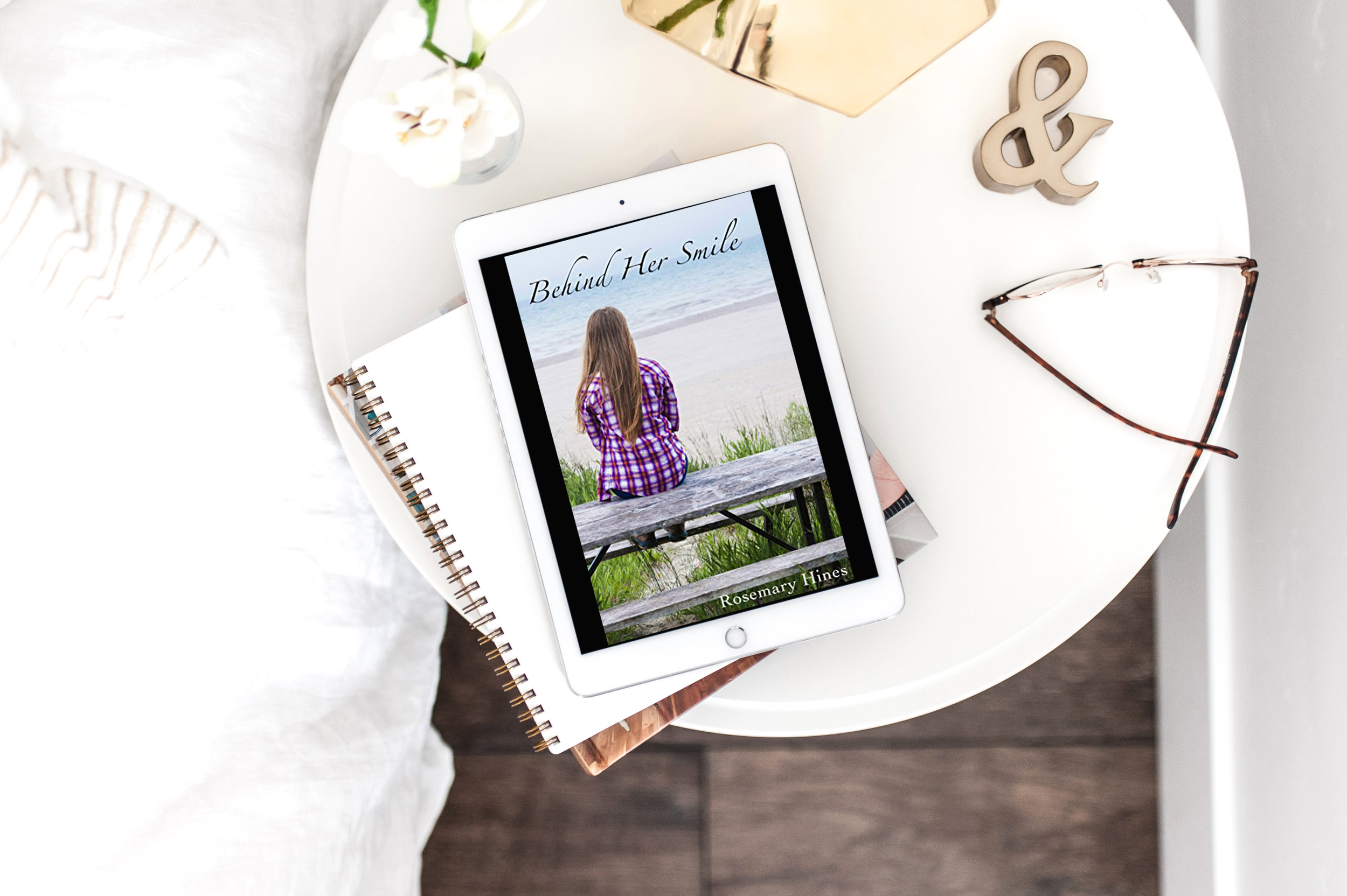 behind her smile rosemary hines book review