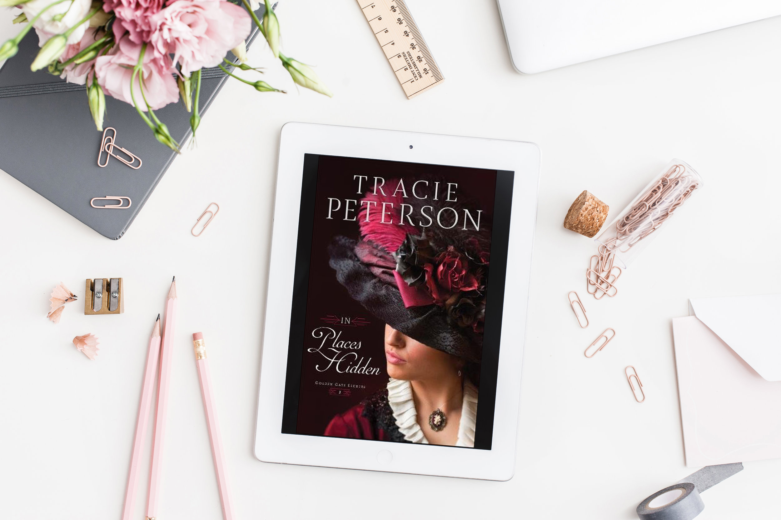 in places hidden tracie peterson book review