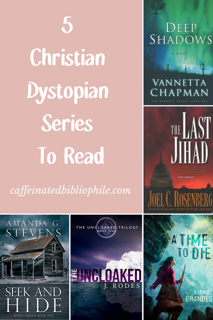5 christian dystopian series to read