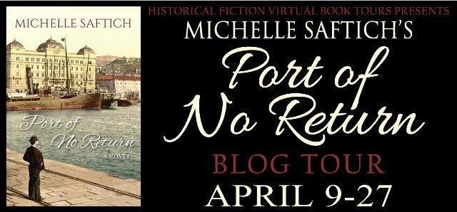 Port of No Return Blog Tour michelle saftich