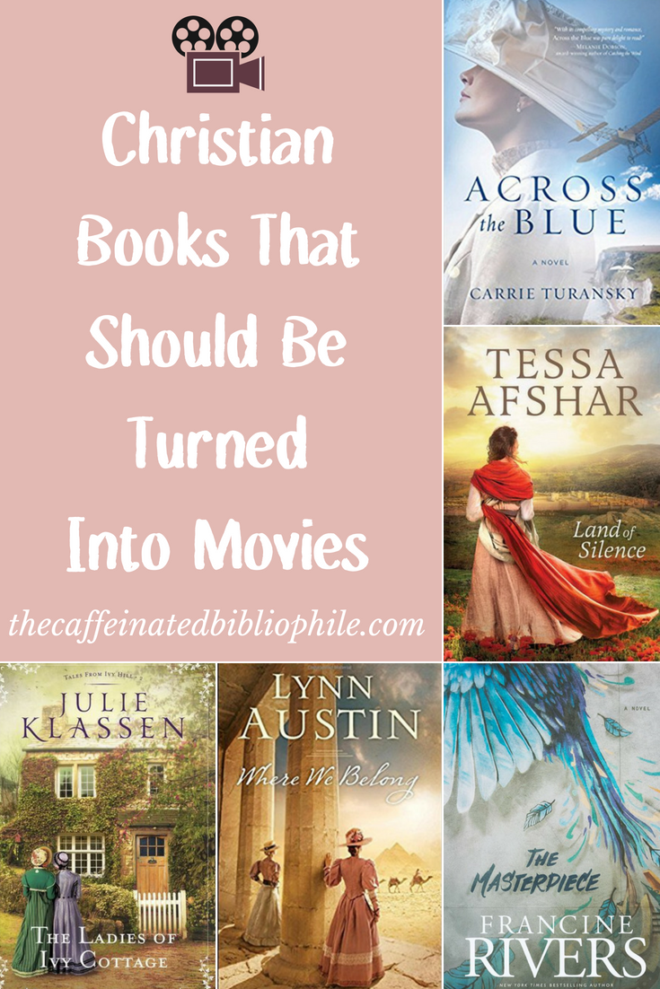 christian books that should be turned into movies