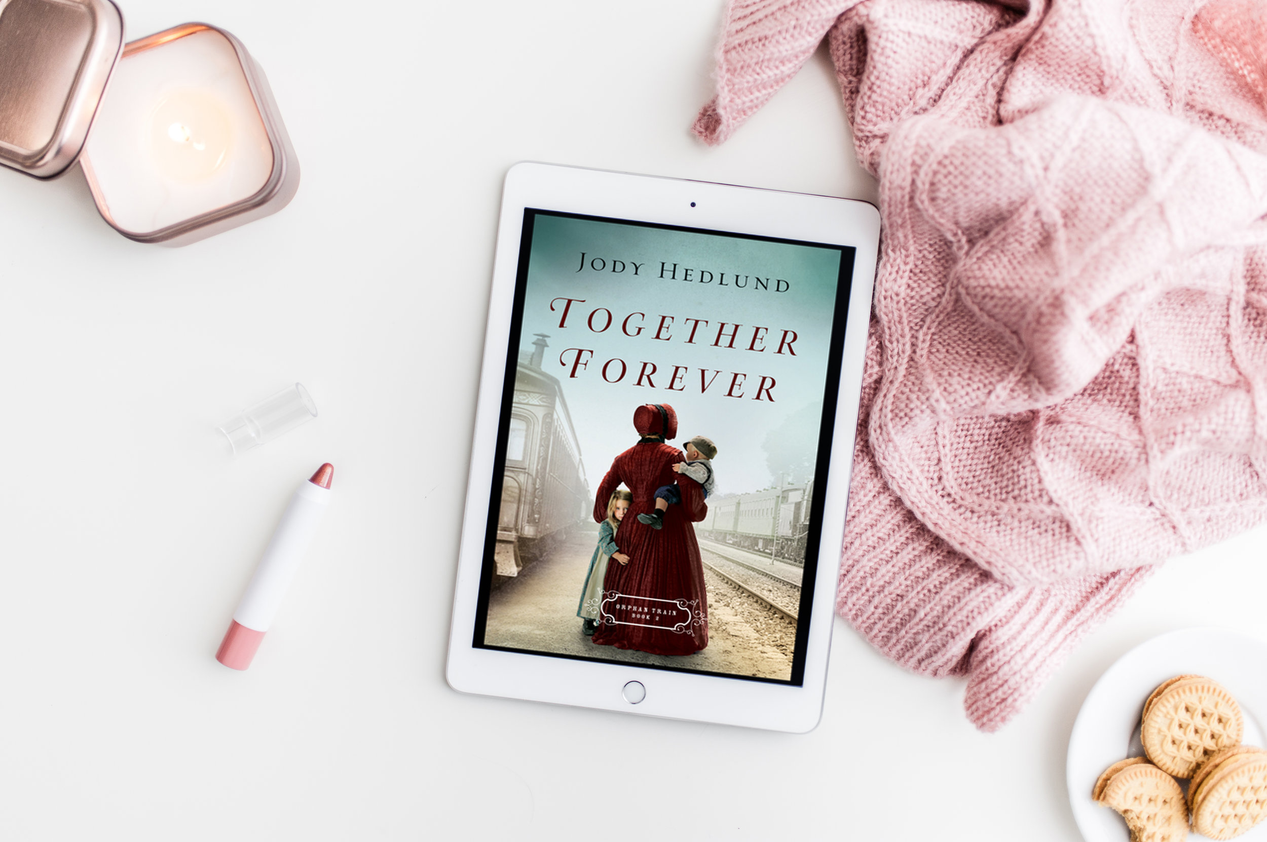 together forever jody hedlund book review