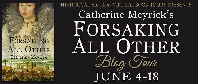 Forsaking All Other Blog Tour Banner