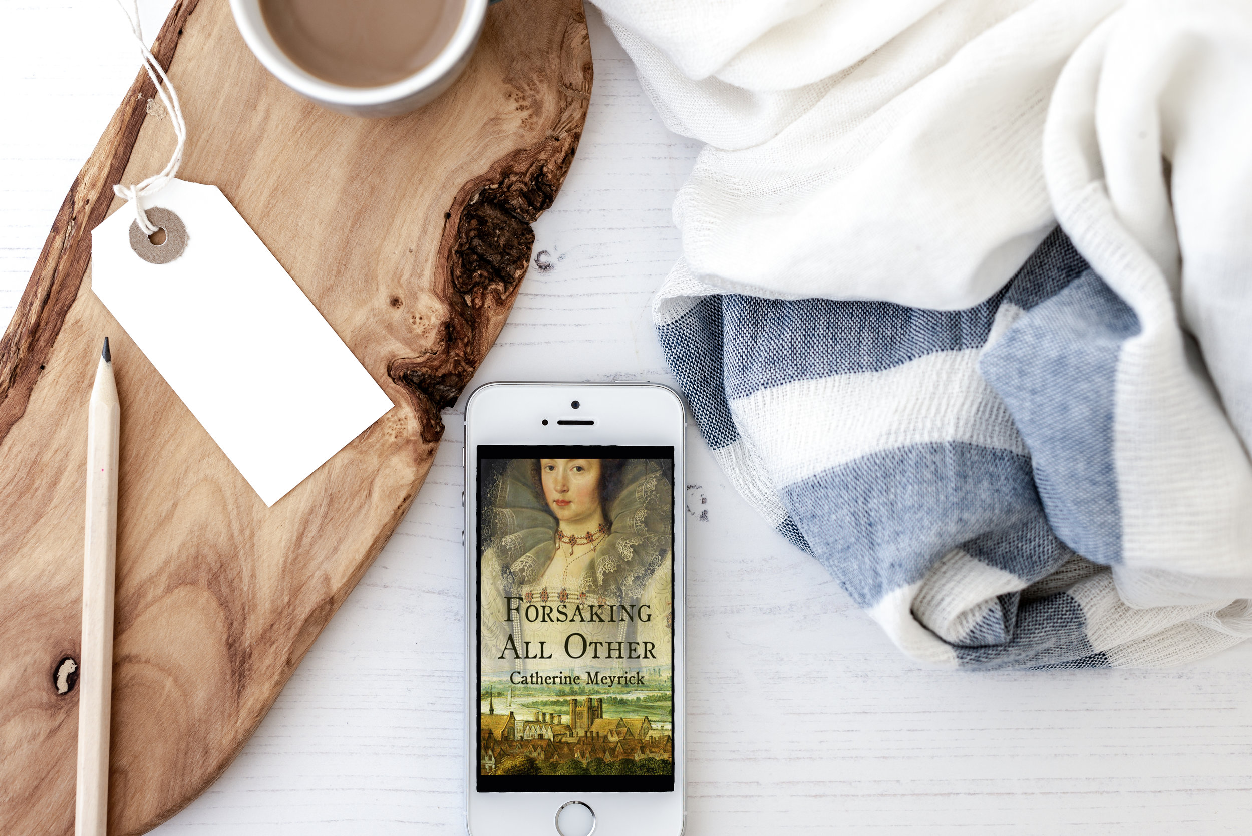 forsaking all other book review Catherine Meyrick