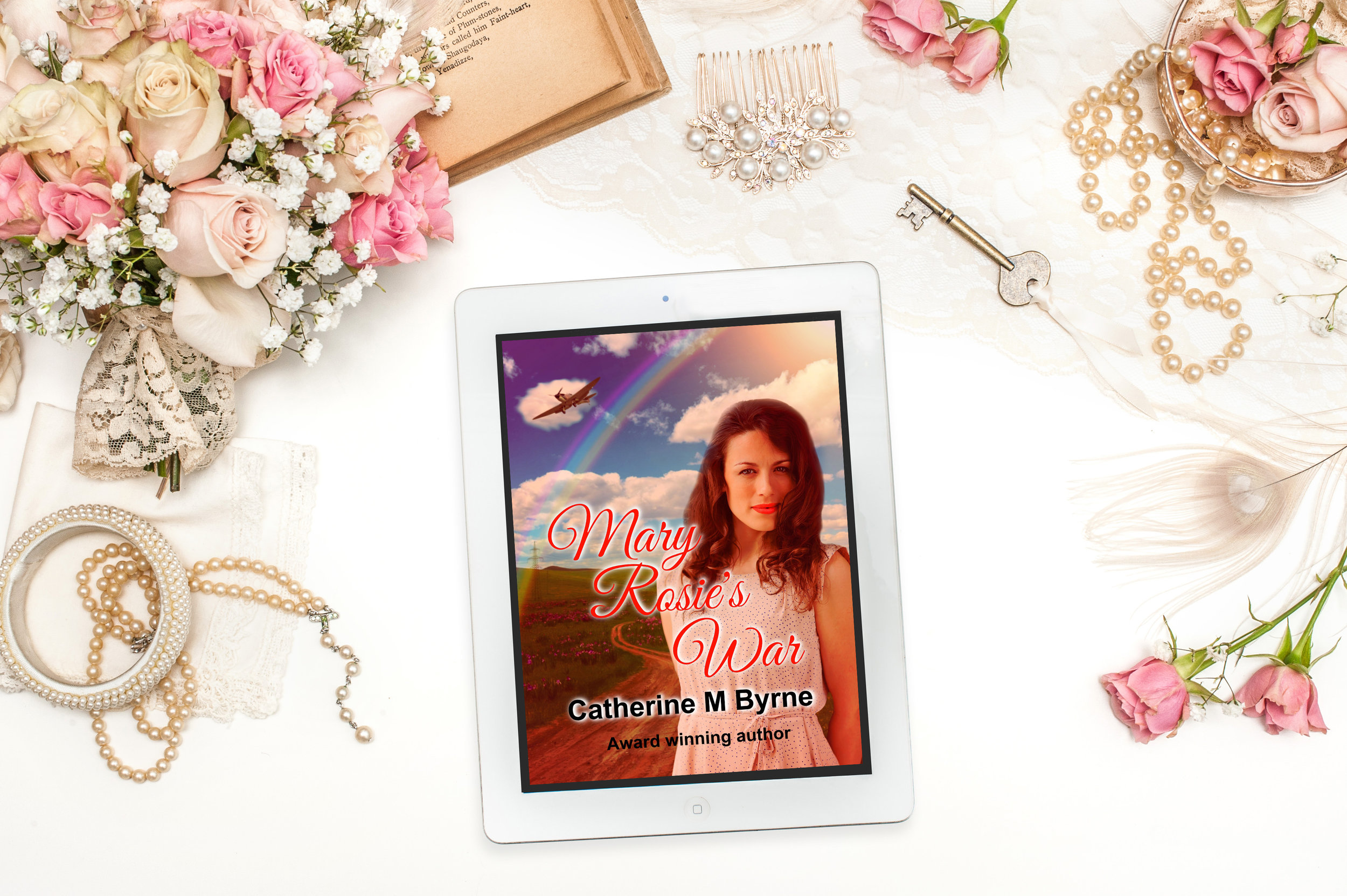 mary rosies war catherine m Byrne book review