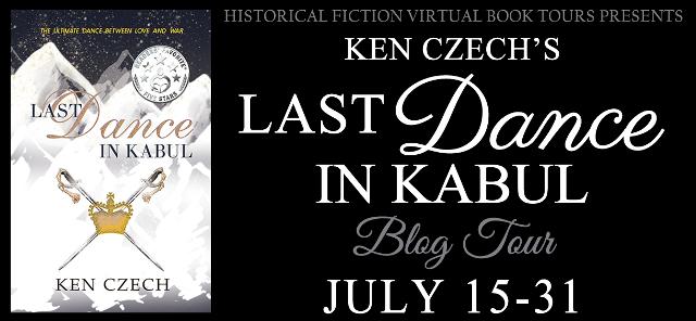 Last Dance in Kabul Blog Tour