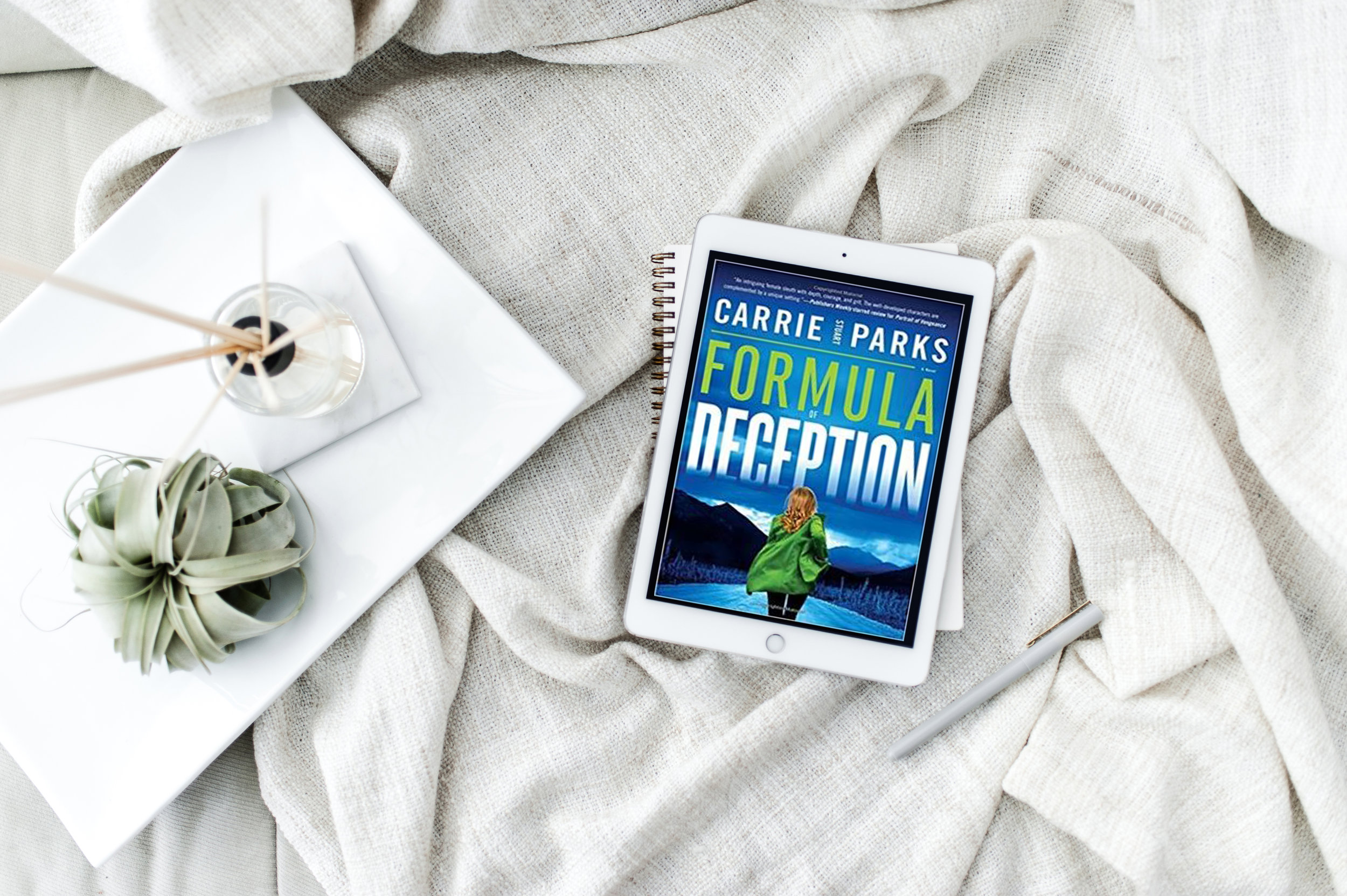 formula of deception carrie parks book review