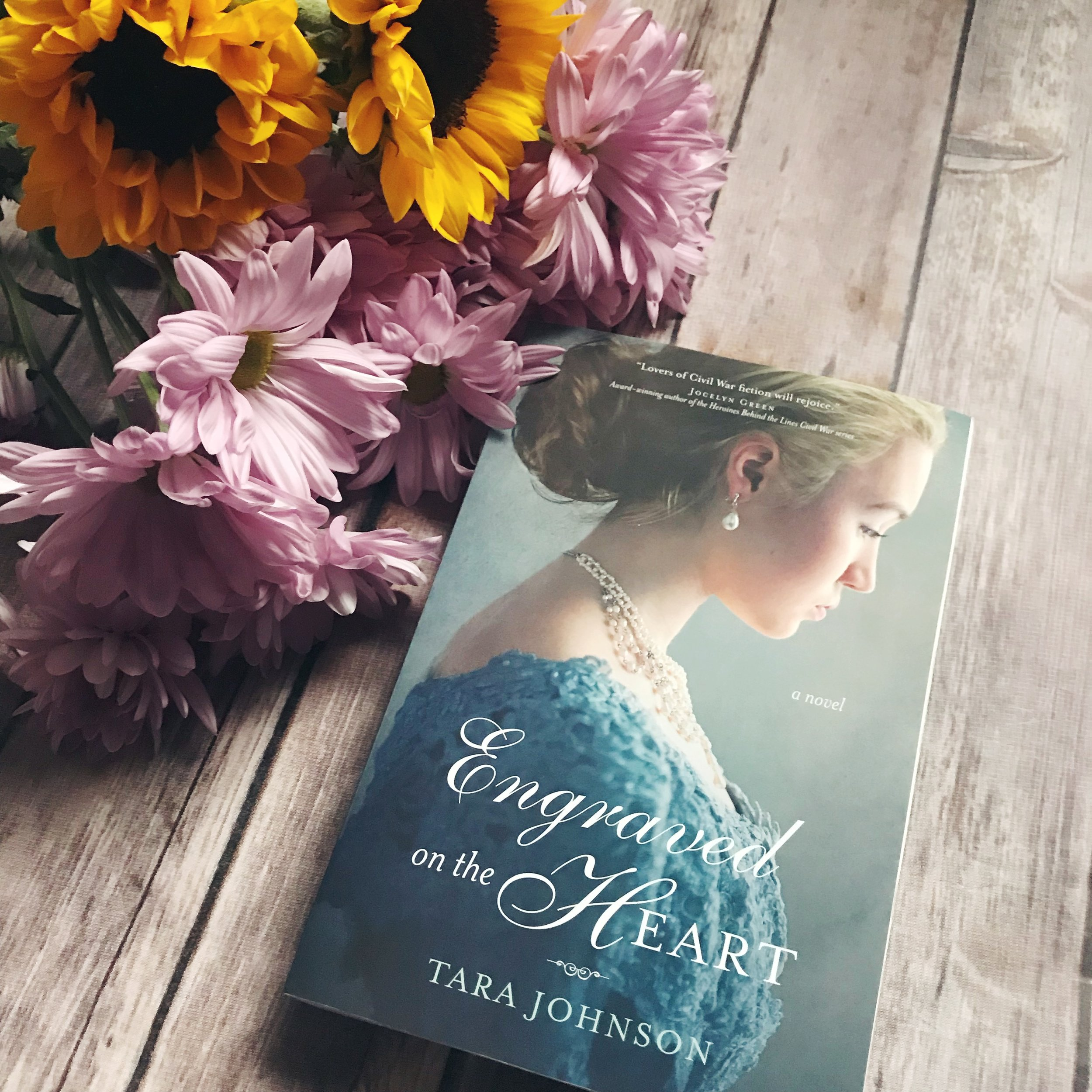 engraved on the heart by tara johnson book review