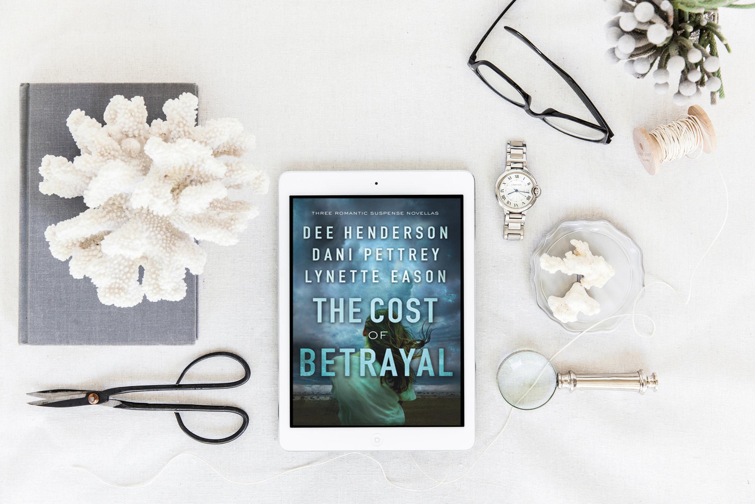 the cost of betrayal blog feature dani pettrey dee henderson lynette eason
