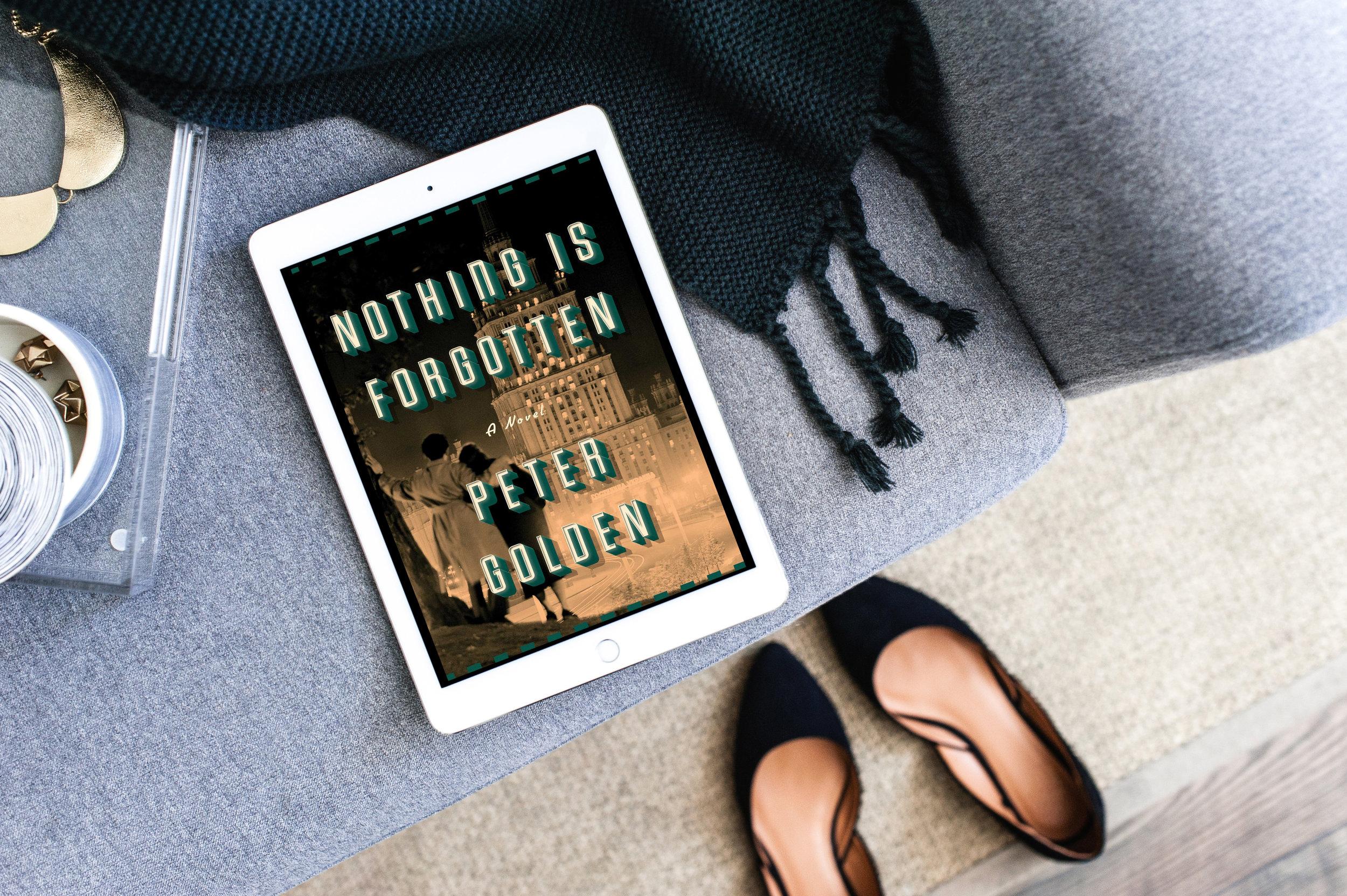 Nothing is forgotten peter golden book review
