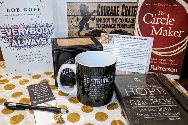 courage crate